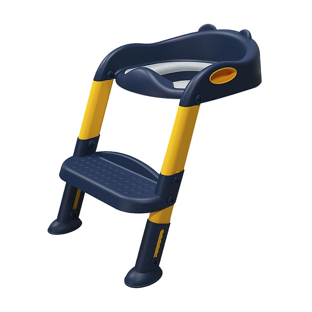 colorland可折疊階梯式兒童輔助坐便器(學習馬桶梯)