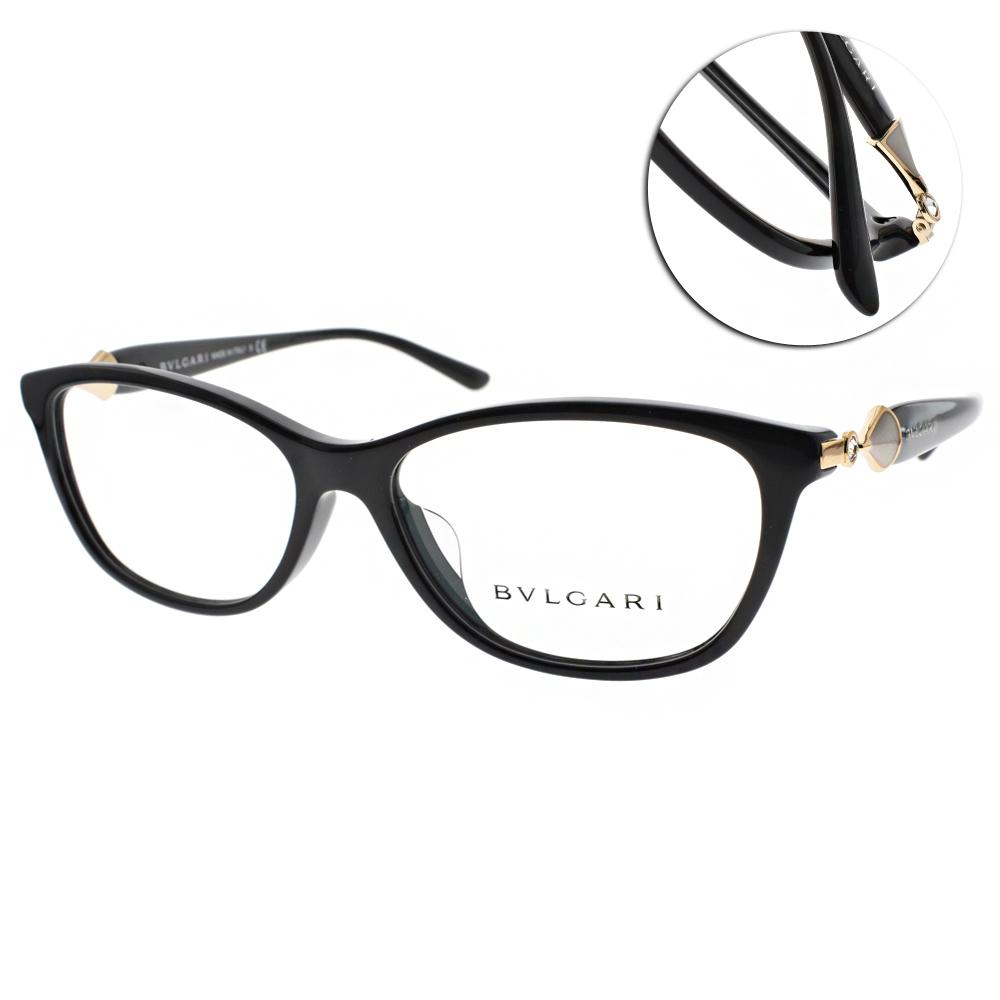 BVLGARI眼鏡 唯美珠寶/黑#BG4141BD 501 @ Y!購物