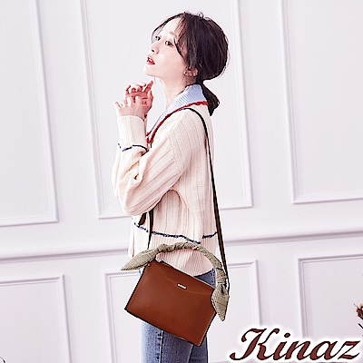 KINAZ 陽光笑顏兩用斜背包-安妮系列