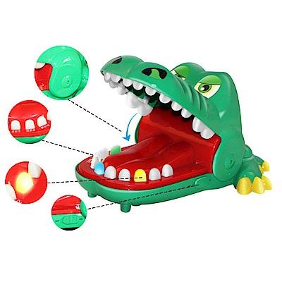 巨型鱷魚拔牙 WS5320