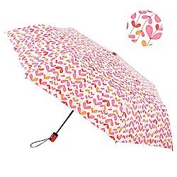 遮光雅致品味黑膠降溫自動開收傘