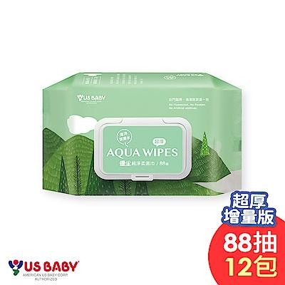 優生純淨柔濕巾88抽-超厚型12包