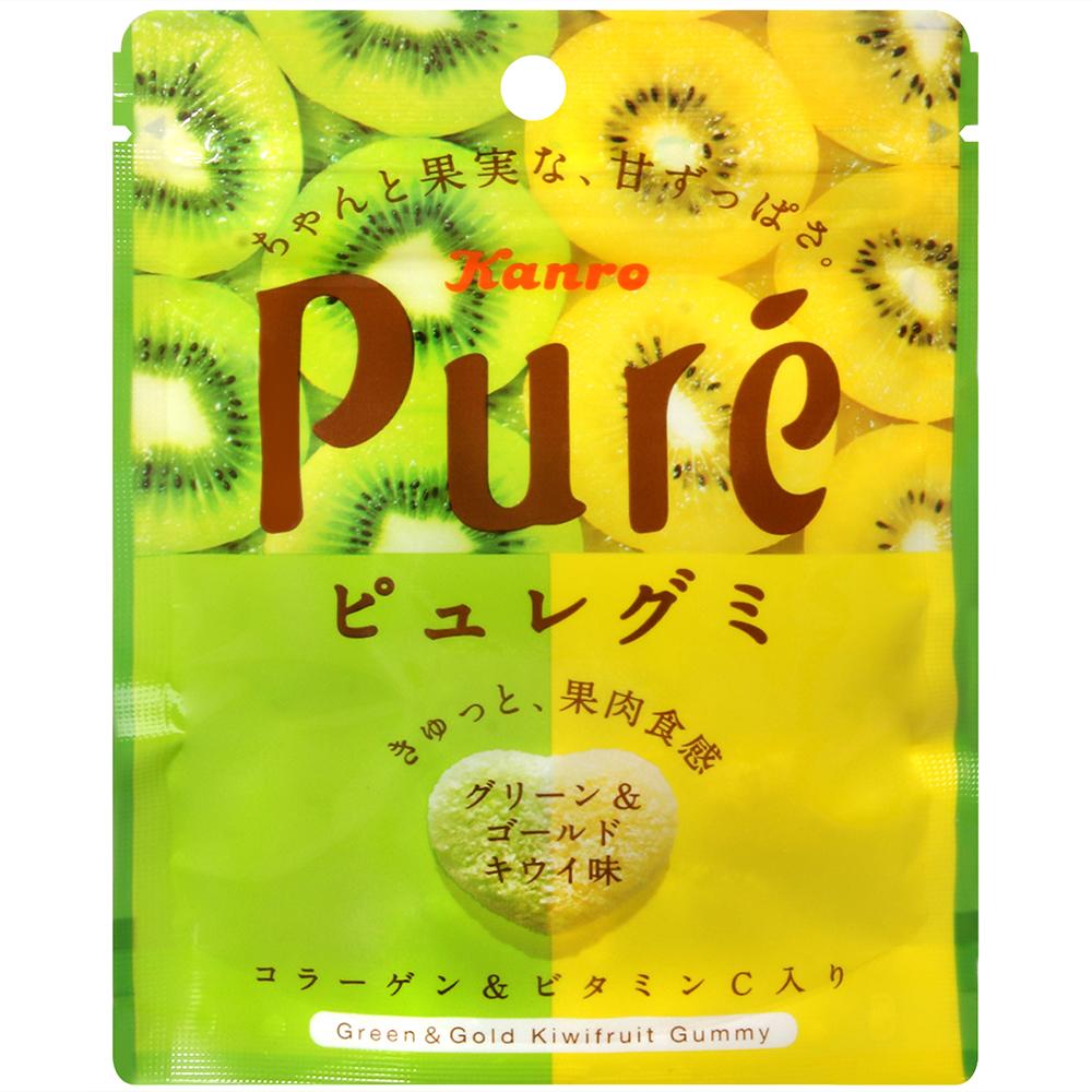 KANRO Pure奇異果軟糖(56g)