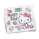 OTTO Hello Kitty 電子體重計-白色