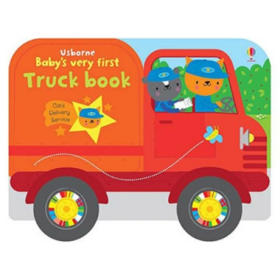 Baby s Very First Truck Book 寶寶的第一本卡車書