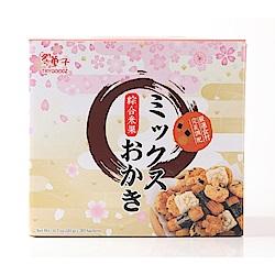 翠菓子 航空米果綜合禮盒(600g)