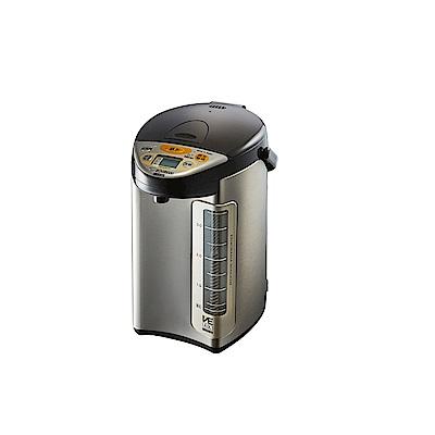 象印Super VE真空保溫熱水瓶4公升(CV-DSF40)-黑銀色(XT)