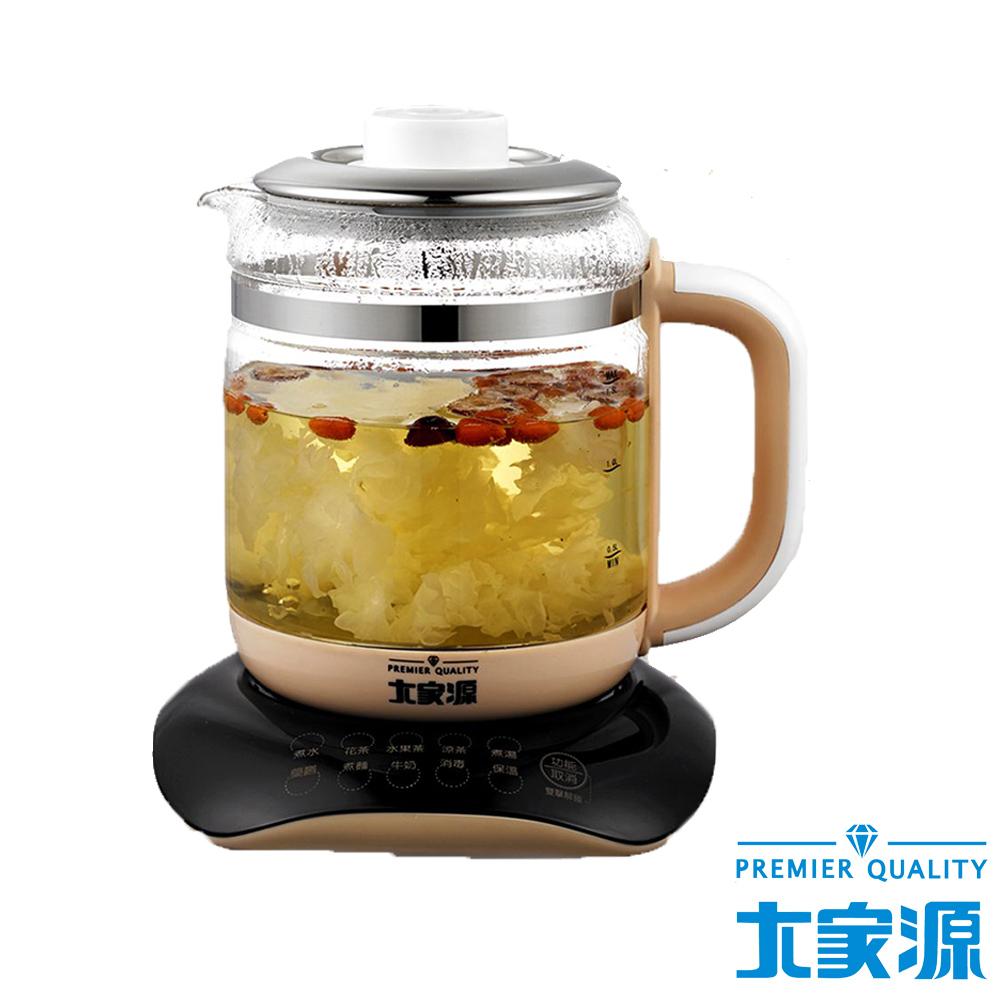 大家源1.5L美食養生壺(TCY-2745)