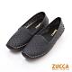 ZUCCA-縷空車線氣墊平底包鞋-黑-Z6001bk product thumbnail 1