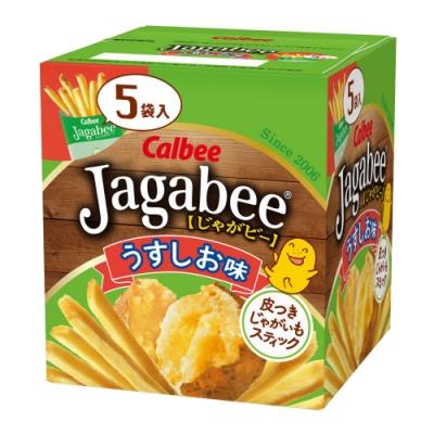 Calbee日本加卡比薯條-鹽味(16gX5袋)