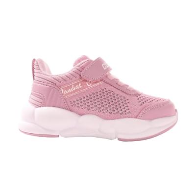 女童運動鞋 增厚大底輕量慢跑鞋sd7187 魔法Baby