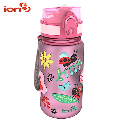 ION8 Pod運動休閒水壺I8350 / Lady Bugs粉