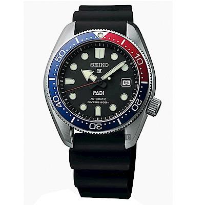 (無卡分期12期)SEIKO 精工 Prospex PADI 200米機械錶(SPB087J1)
