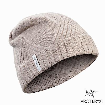 Arcteryx Mosi 保暖編織毛帽 雜羊毛色