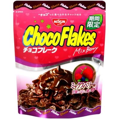 日清Cisco 巧克力風味玉米片-綜合莓果(60g)