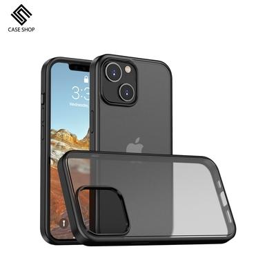 CASE SHOP iPhone 13 (6.1吋) 抗震防刮殼-魔影黑
