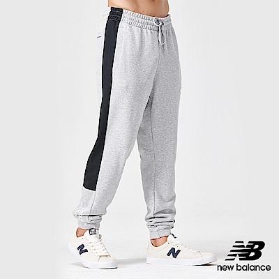 New Balance 長褲_AMP91529AG_男性_灰色