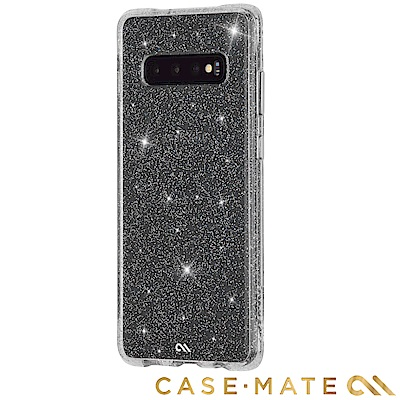 美國 Case-Mate Samsung Galaxy S10 閃耀冰晶單層防摔手機保護殼