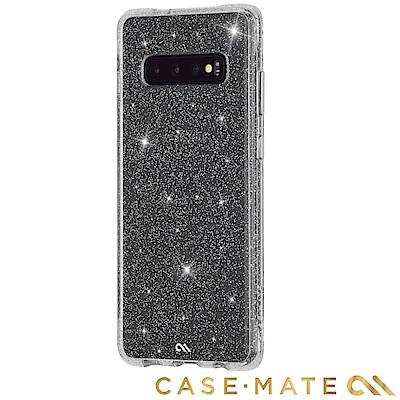 美國 Case-Mate Samsung Galaxy S10+閃耀冰晶單層防摔手機保護殼
