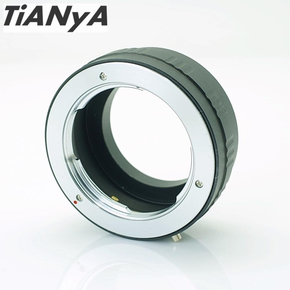 Tianya Minolta美能達MD/MC/SR轉成Sony索尼E鏡頭轉接環MD-NEX
