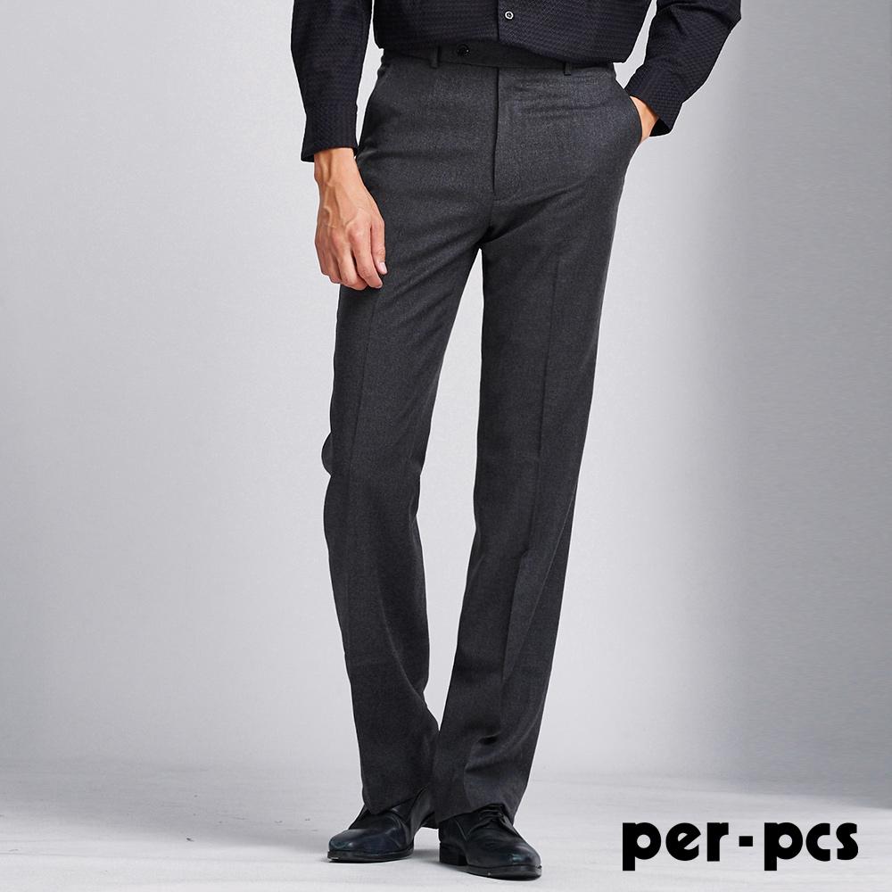 per-pcs 商務保暖羊毛西褲(815118)
