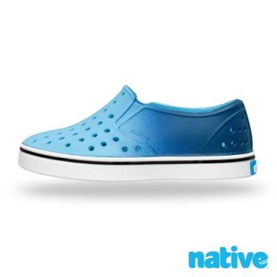 native 小童鞋 MILES 小邁斯鞋-太空漸變藍