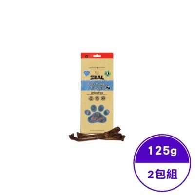 ZEAL真致天然風乾零食-牛肋骨(分段)125g (ZE-AD-0295)(2包組)