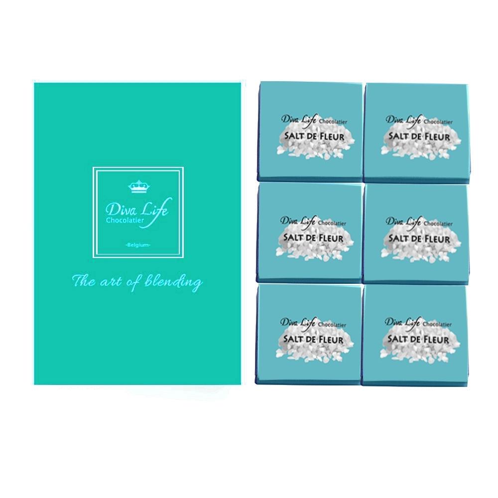 Diva Life 比利時純巧克力30片裝 (5盒裝)