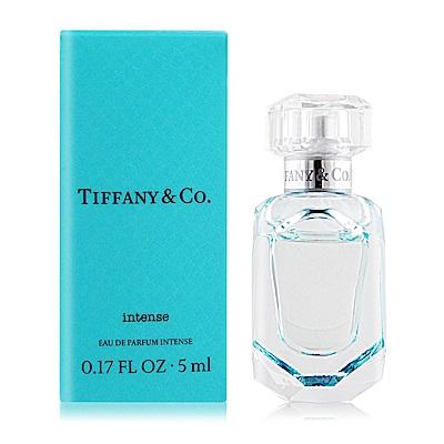 Tiffany & co. 同名晶鑽女性淡香精造型香氛香水5ml