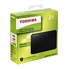 TOSHIBA A3 2TB 2.5吋行動碟 黑靚潮III