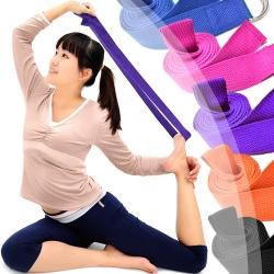 專業瑜珈伸展帶 瑜珈帶-(快)