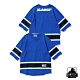 XLARGE LINED HOCKEY TEE短袖T恤-藍 product thumbnail 1
