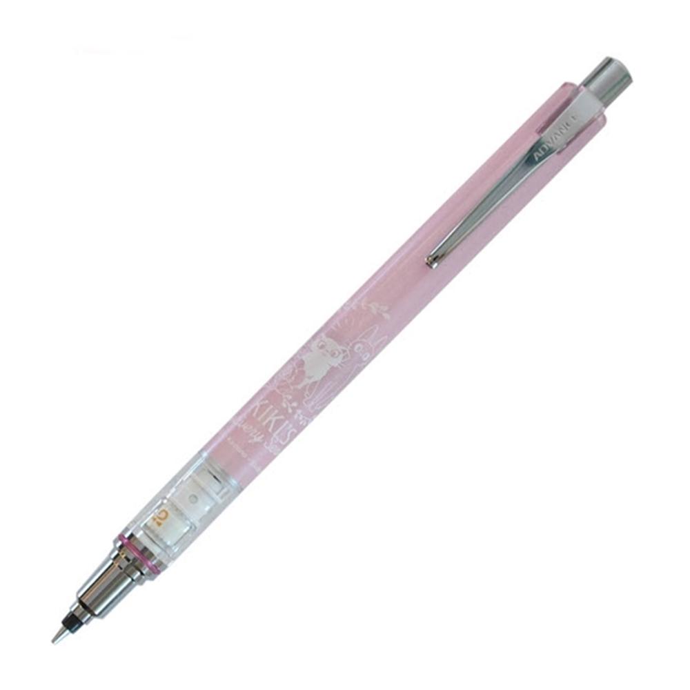 日本UNI三菱 ADVANCE自動鉛筆0.3mm-黑貓吉吉0618-03