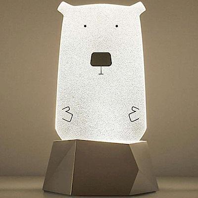 Xcellent PARTY LIGHT派對時光動物燈-Polar Bear 北極熊