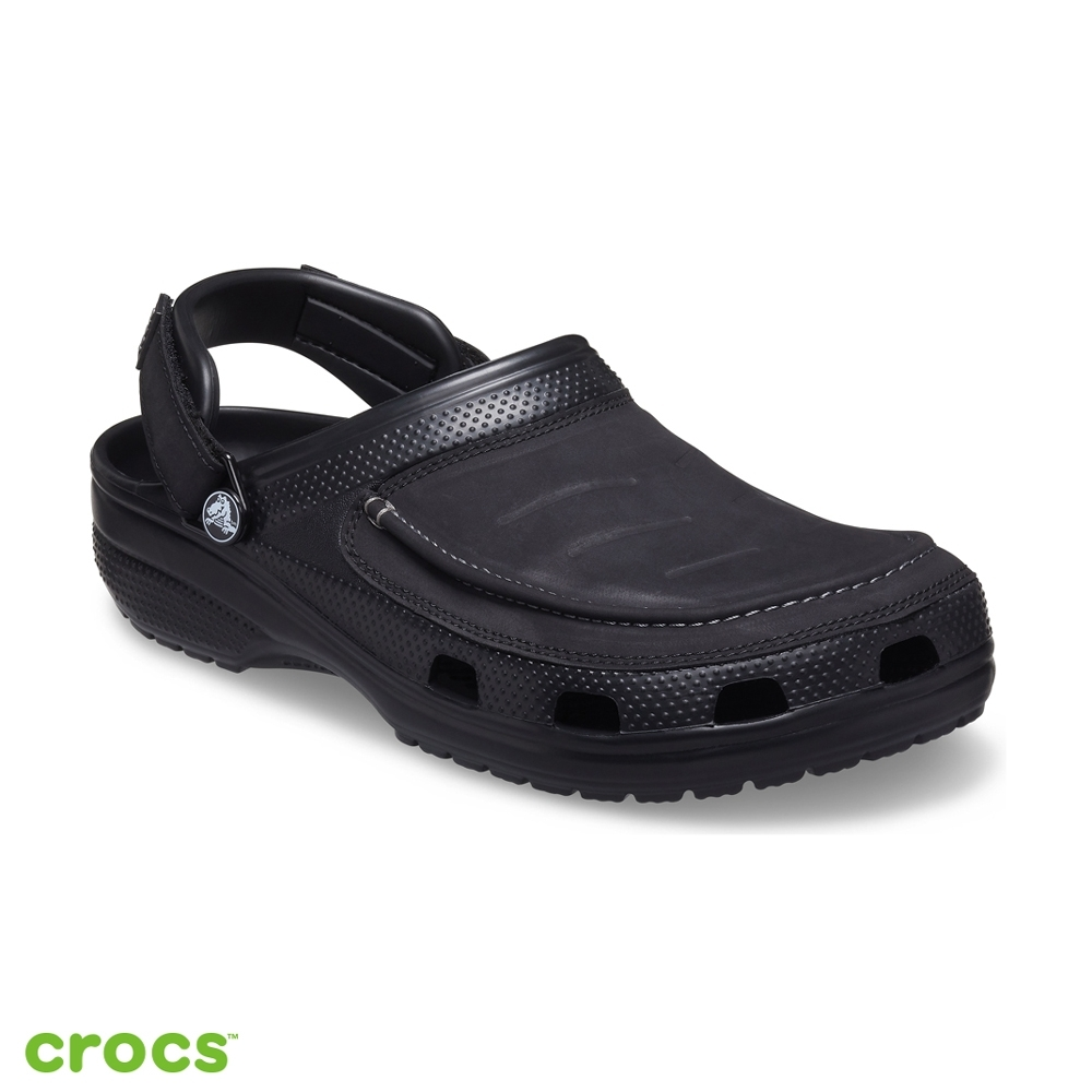 Crocs 卡駱馳 (男鞋) 尤肯維卓越克駱格-207142-001