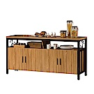 H&D 鋼克里5.3尺餐櫃