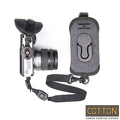 Cotton Carrier CCS G3 相機快取系統-STRAPSHOT(灰)
