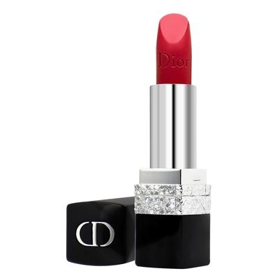 (即期品)Dior迪奧 藍星絲絨霧感唇膏#999 MATTE 3.5g