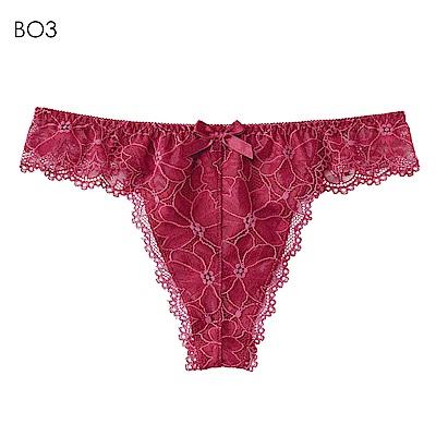 aimerfeel 內褲 淑女 Mix&Match丁字褲  單品內褲 -959023-BO3