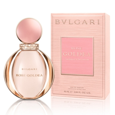 BVLGARI 寶格麗 Rose Goldea 玫瑰金漾女性淡香精90ml-國際航空版