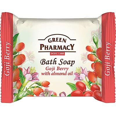 Green Pharmacy 草本肌曜 枸杞&甜杏仁緊膚皂 100g