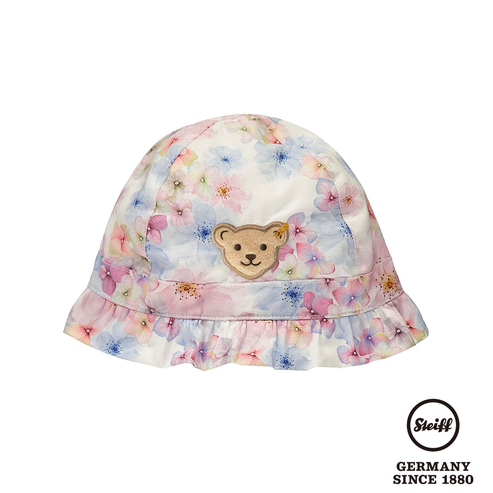 STEIFF德國精品童裝  花卉圖案漁夫帽