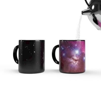 賽先生科學 星雲感溫變色杯