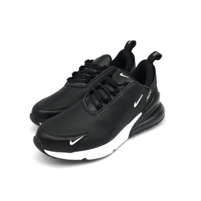 NIKE AIR MAX 270 PRM LEA 男休閒鞋 黑