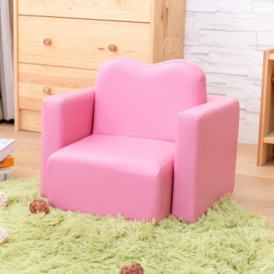 AS-粉色兒童桌椅組-47x41.5x41cm