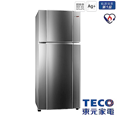 TECO東元 480L 1級變頻2門電冰箱 R4892XM