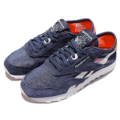 休閒鞋 Reebok Cl Nylon Through 女鞋