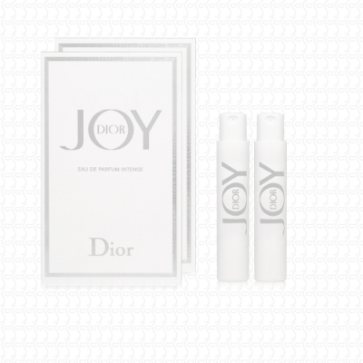 Dior 迪奧 JOY BY DIOR淡香精針管香水1mlx2