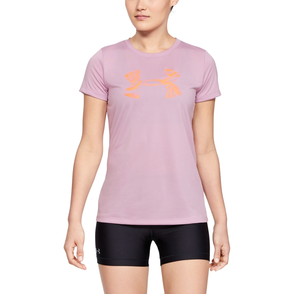 UNDER ARMOUR女 Tech短T-Shirt product image 1