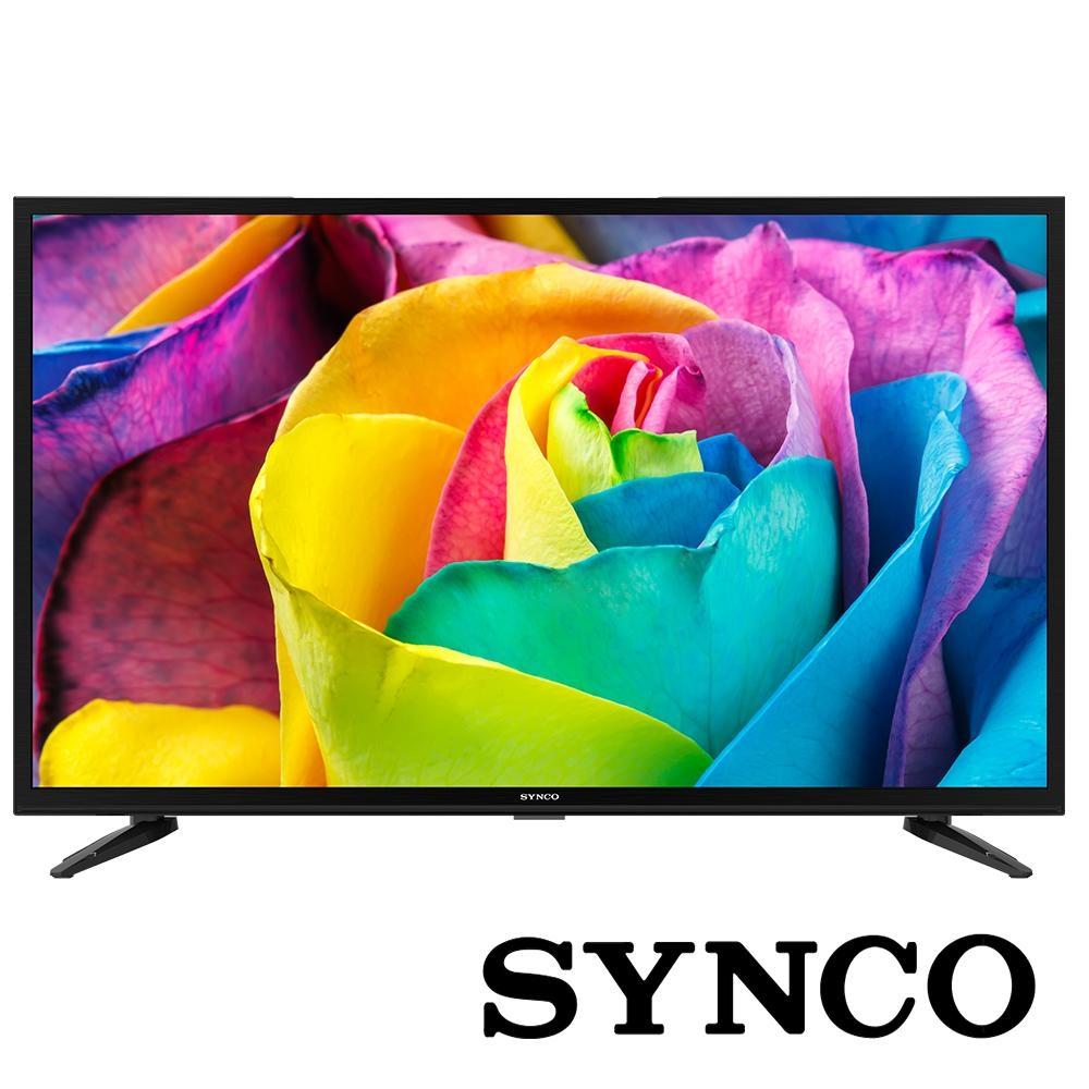 SYNCO新格 43型 LED液晶顯示器+視訊盒 LT-43TA28A